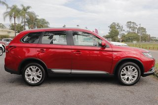 2019 Mitsubishi Outlander ZL MY20 ES 2WD Red Diamond 6 Speed Constant Variable Wagon