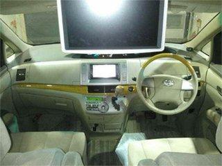 2008 Toyota Estima GSR50W G Silver Automatic Wagon.
