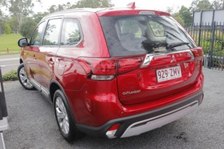 2019 Mitsubishi Outlander ZL MY20 ES 2WD Red Diamond 6 Speed Constant Variable Wagon.