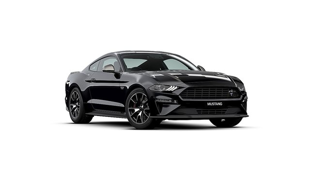 New Ford Mustang FN 2020MY High Performance RWD Homebush, 2020 Ford Mustang FN 2020MY High Performance RWD Shadow Black 10 Speed Sports Automatic Fastback