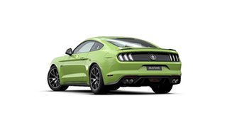 2020 Ford Mustang FN 2020MY High Performance RWD Grabber Lime 10 Speed Sports Automatic Fastback.