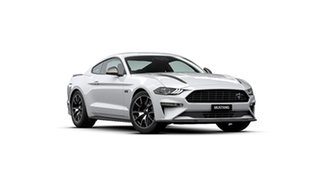 2021 Ford Mustang FN 2021.50MY High Performance Oxford White 6 Speed Manual Fastback.