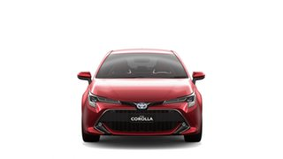 2020 Toyota Corolla ZWE211R ZR E-CVT Hybrid Feverish Red & Black Roof 10 Speed Constant Variable