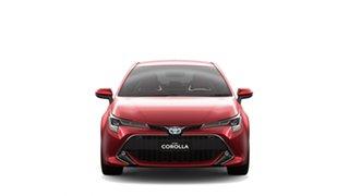 2020 Toyota Corolla ZWE211R ZR E-CVT Hybrid Feverish Red & Black Roof 10 Speed Constant Variable