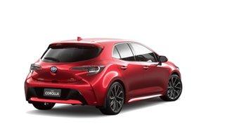 2020 Toyota Corolla ZWE211R ZR E-CVT Hybrid Feverish Red & Black Roof 10 Speed Constant Variable.
