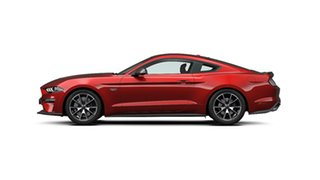 2021 Ford Mustang FN MY20 2.3 GTDi Rapid Red 10 Speed Automatic Fastback.
