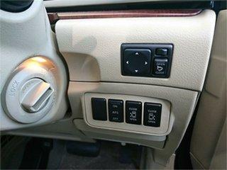 2006 Nissan Elgrand NE51 XL Black Automatic Wagon