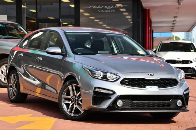 New Kia Cerato BD MY20 Sport NAV Gunnedah, 2020 Kia Cerato BD MY20 Sport NAV Steel Grey 6 Speed Automatic Hatchback