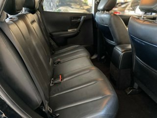 2005 Nissan Murano Z50 TI Black 6 Speed Wagon