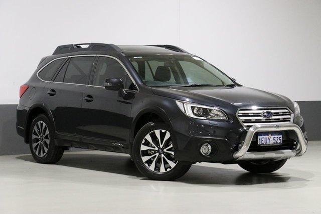 Used Subaru Outback MY15 2.0D Premium AWD, 2015 Subaru Outback MY15 2.0D Premium AWD Grey 6 Speed Manual Wagon