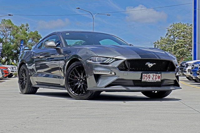 Used Ford Mustang FN 2019MY GT Fastback SelectShift RWD, 2019 Ford Mustang FN 2019MY GT Fastback SelectShift RWD Magnetic 10 Speed Sports Automatic Fastback