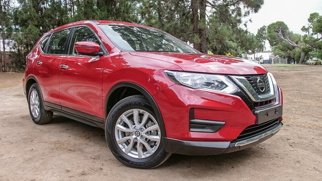 Used Nissan X-Trail T32 Series II ST X-tronic 2WD, 2017 Nissan X-Trail T32 Series II ST X-tronic 2WD Red 7 Speed Constant Variable Wagon