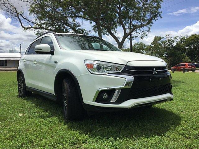 Used Mitsubishi ASX XC MY18 LS (2WD), 2018 Mitsubishi ASX XC MY18 LS (2WD) White Continuous Variable Wagon