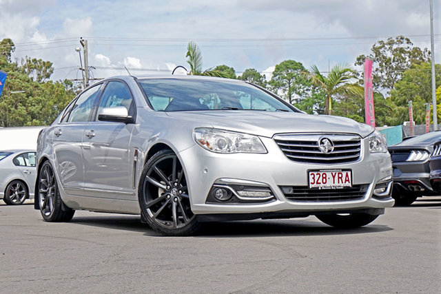 Used Holden Calais VF MY15 , 2014 Holden Calais VF MY15 Silver 6 Speed Sports Automatic Sedan