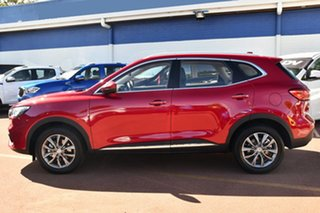 2020 MG HS SAS23 MY20 Vibe DCT FWD Phantom Red 7 Speed Sports Automatic Dual Clutch Wagon