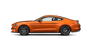 2020 Ford Mustang FN 2020MY High Performance RWD Twister Orange 10 Speed Sports Automatic Fastback.