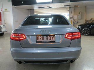 2011 Audi A6 4F MY11 Multitronic Grey 1 Speed Constant Variable Sedan