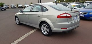 2009 Ford Mondeo MA TDCi Silver 6 Speed Sports Automatic Hatchback