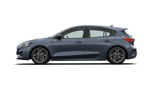 2020 Ford Focus ST-Line Blue Panther 8 Speed Automatic Hatchback.