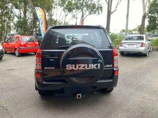 2007 Suzuki Grand Vitara JB Type 2 Black 5 Speed Manual Wagon