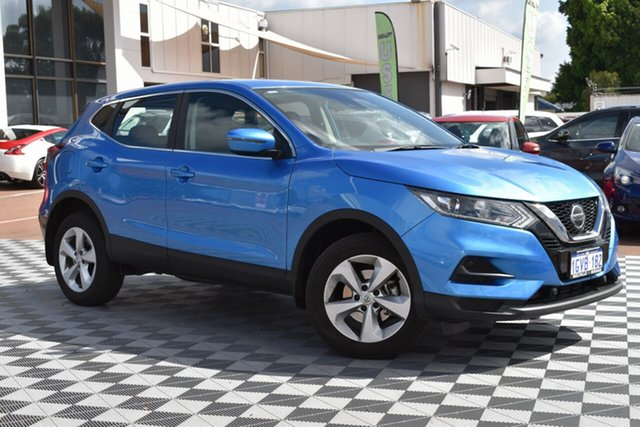 Used Nissan Qashqai J11 Series 2 ST X-tronic, 2019 Nissan Qashqai J11 Series 2 ST X-tronic Blue 1 Speed Constant Variable Wagon