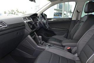 2019 Volkswagen Tiguan 5N MY19.5 162TSI DSG 4MOTION Highline Silver 7 Speed