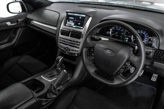 2015 Ford Falcon FG X XR6 Silver 6 Speed Sports Automatic Sedan