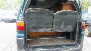 1996 Mitsubishi Delica PD8W Chamonix 4 Speed Automatic Van Wagon