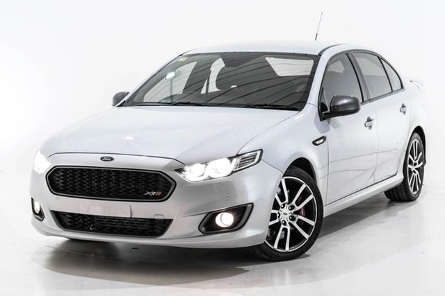 Used Ford Falcon FG X XR6, 2015 Ford Falcon FG X XR6 Silver 6 Speed Sports Automatic Sedan