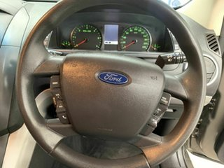 2011 Ford Territory SZ TX Seq Sport Shift Brown 6 Speed Sports Automatic Wagon
