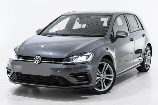 Used Volkswagen Golf 7.5 MY19.5 110TSI DSG Highline, 2019 Volkswagen Golf 7.5 MY19.5 110TSI DSG Highline Grey 7 Speed Sports Automatic Dual Clutch
