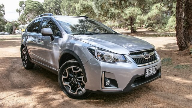 Used Subaru XV G4X MY16 2.0i-L AWD, 2016 Subaru XV G4X MY16 2.0i-L AWD Silver 6 Speed Manual Wagon
