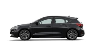 2020 Ford Focus SA 2020.25MY ST-Line Agate Black 8 Speed Auto Hatchback.