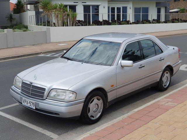 Used Mercedes-Benz C-Class W202 C220 Elegance, 1994 Mercedes-Benz C-Class W202 C220 Elegance 4 Speed Automatic Sedan
