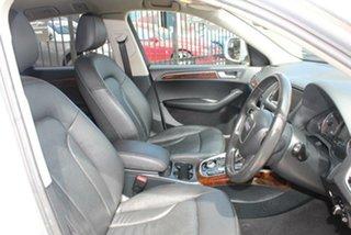 2011 Audi Q5 8R MY11 2.0 TDI Quattro Silver 7 Speed Auto Dual Clutch Wagon