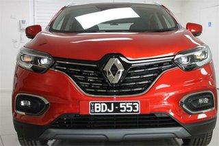 2019 Renault Kadjar XFE Intens Red 7 Speed Sports Automatic Dual Clutch Wagon.