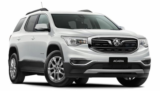 New Holden Acadia AC MY19 LT AWD, 2019 Holden Acadia AC MY19 LT AWD White 9 Speed Sports Automatic Wagon