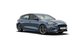 2020 Ford Focus ST-Line Blue Metallic 8 Speed Automatic Hatchback