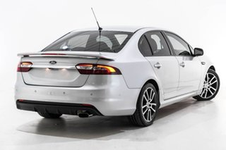 2015 Ford Falcon FG X XR6 Silver 6 Speed Sports Automatic Sedan.