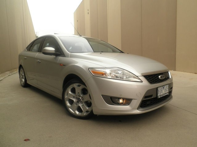 Used Ford Mondeo MB Titanium, 2009 Ford Mondeo MB Titanium Silent Silver 6 Speed Sports Automatic Hatchback