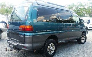 1996 Mitsubishi Delica PD8W Chamonix 4 Speed Automatic Van Wagon.