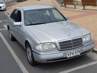 1994 Mercedes-Benz C-Class W202 C220 Elegance 4 Speed Automatic Sedan.
