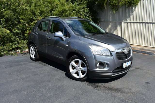 Used Holden Trax TJ MY14 LTZ, 2014 Holden Trax TJ MY14 LTZ Grey 6 Speed Automatic Wagon
