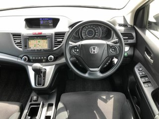 2012 Honda CR-V RM VTi White 5 Speed Automatic Wagon