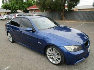 2008 BMW 320i E90 08 Upgrade Executive 6 Speed Auto Steptronic Sedan.