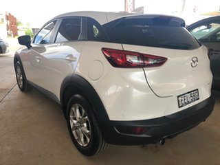 2016 Mazda CX-3 DK Maxx (FWD) White 6 Speed Automatic Wagon.