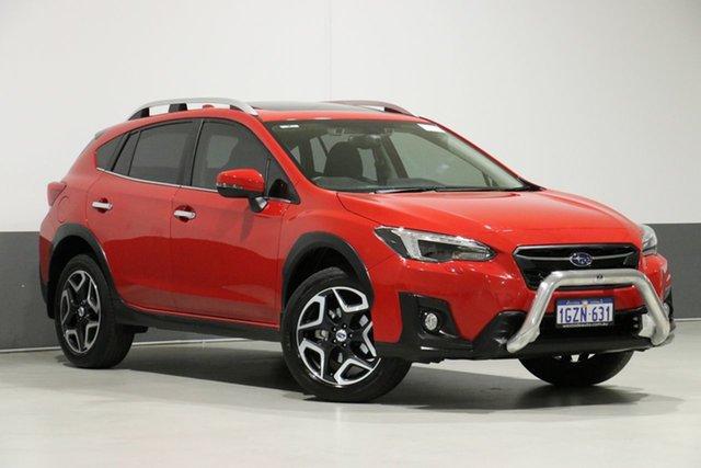 Used Subaru XV MY18 2.0I-S, 2018 Subaru XV MY18 2.0I-S Red Continuous Variable Wagon