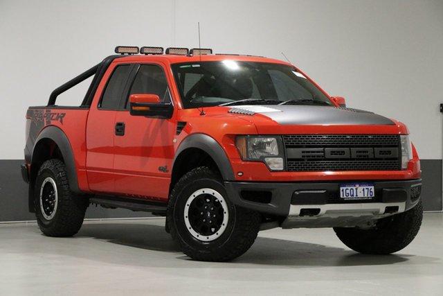 Used Ford F150  SVT Raptor, Used 2012 F150 RAPTOR 6.2 V8 AUTO SUPER CAB 4X4
