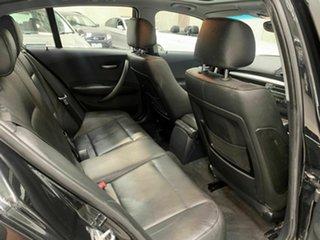 2006 BMW 1 Series E87 120d Steptronic Black 6 Speed Sports Automatic Hatchback