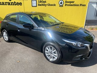 2018 Mazda 3 BN5478 Neo SKYACTIV-Drive Sport Black 6 Speed Sports Automatic Hatchback